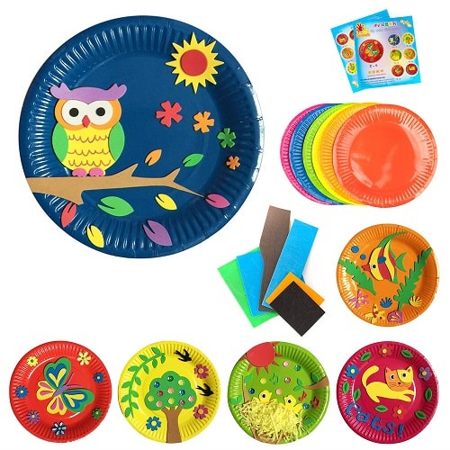 Best Paper Plate Crafts For Your Kids To Make In 2019