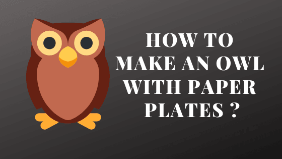 How-to-make-an-owl-with-paper-plates