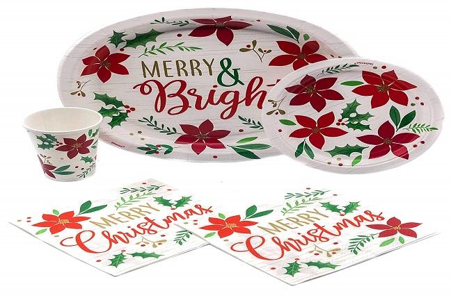 Biodegradable Wedding Plates